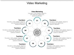Video Marketing Ppt Powerpoint Presentation Styles Skills Cpb