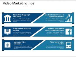 video_marketing_tips_ppt_templates_Slide01