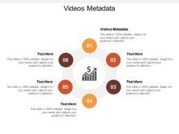 Videos Metadata Ppt Powerpoint Presentation Icon Background Designs Cpb