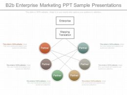 View B2b Enterprise Marketing Ppt Sample Presentations