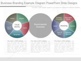 View Business Branding Example Diagram Powerpoint Slide Designs