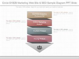 View Circle Of B2b Marketing Web Site And Seo Sample Diagram Ppt Slide