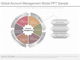 View Global Account Management Model Ppt Sample