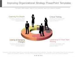 View Improving Organizational Strategy Powerpoint Templates