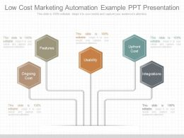 View Low Cost Marketing Automation Example Ppt Presentation