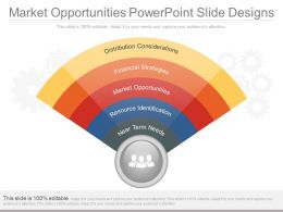 View Market Opportunities Powerpoint Slide Designs