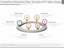 View Powerpoint Marketing Plan Template Ppt Slide Design