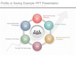 View Profits Or Saving Example Ppt Presentation