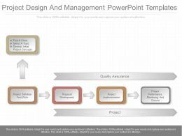 View Project Design And Management Powerpoint Templates