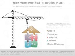 View Project Management Map Presentation Images