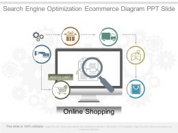 View Search Engine Optimization Ecommerce Diagram Ppt Slide