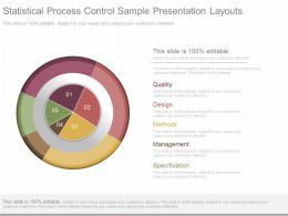 View Statistical Process Control Sample Presentation Layouts