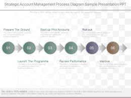 View Strategic Account Management Process Diagram Sample Presentation Ppt