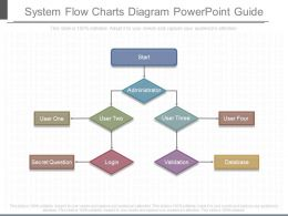 View System Flow Charts Diagram Powerpoint Guide
