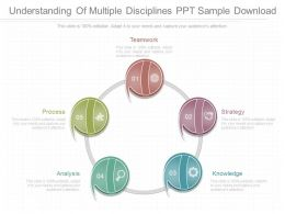 View Understanding Of Multiple Disciplines Ppt Sample Download