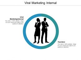 Viral Marketing Internal Ppt Powerpoint Presentation Infographic Template Smartart Cpb