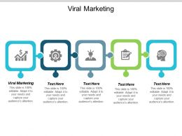 Viral Marketing Ppt Powerpoint Presentation Infographics Example Introduction Cpb