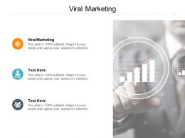 Viral Marketing Ppt Powerpoint Presentation Infographics Show Cpb