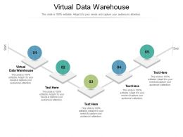 Virtual Data Warehouse Ppt Powerpoint Presentation Model Outline Cpb
