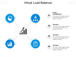 Virtual Load Balancer Ppt Powerpoint Presentation Ideas Pictures Cpb