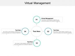 Virtual Management Ppt Powerpoint Presentation Model Structure Cpb