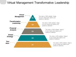 Virtual Management Transformative Leadership Financial Analysis Global Strategy Cpb