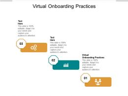 Virtual Onboarding Practices Ppt Powerpoint Presentation Gallery Rules Cpb