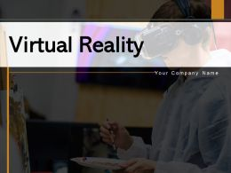 Virtual Reality Experience Individual Technology Together