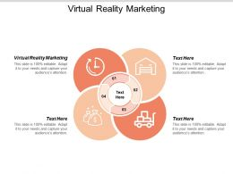 Virtual Reality Marketing Ppt Powerpoint Presentation Visual Aids Pictures Cpb