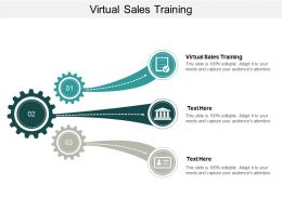 Virtual Sales Training Ppt Powerpoint Presentation Gallery Rules Cpb