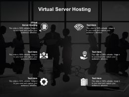 Virtual Server Hosting Ppt Powerpoint Presentation Pictures Influencers Cpb