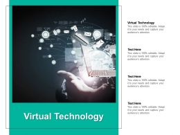 Virtual Technology Ppt Powerpoint Presentation Styles Example File Cpb