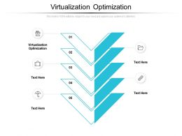 Virtualization Optimization Ppt Powerpoint Presentation Inspiration Portrait Cpb