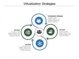 Virtualization Strategies Ppt Powerpoint Presentation Infographic Template Templates Cpb