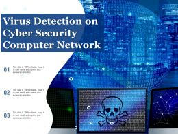 Virus Detection On Cyber Security Computer Network