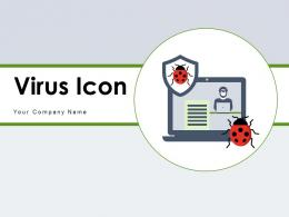 Virus Icon Framework Software Biological Computer Notification