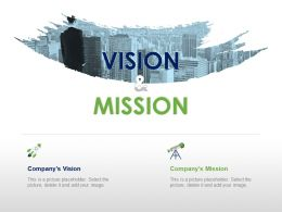Vision And Mission Powerpoint Images