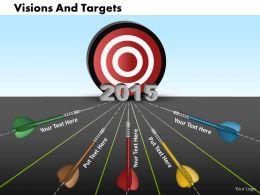 71566726 Style Essentials 1 Our Vision 1 Piece Powerpoint Presentation Diagram Infographic Slide