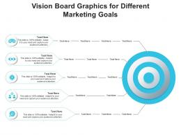 Vision Board Graphics For Different Marketing Goals Infographic Template