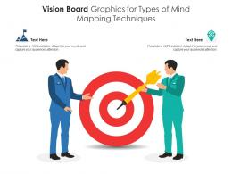Vision Board Graphics For Types Of Mind Mapping Techniques Infographic Template