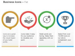 Vision Goal Generation Enabling Technologies Ppt Icons Graphics