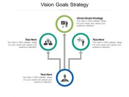 Vision Goals Strategy Ppt Powerpoint Presentation Infographics Example Topics Cpb