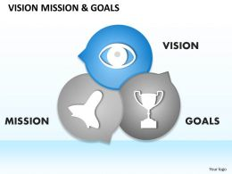 Vision Mission And Goal Diagram 0214