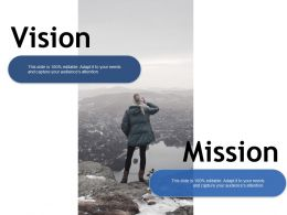 Vision Ppt Examples