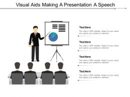 Visual Aids Making A Presentation A Speech
