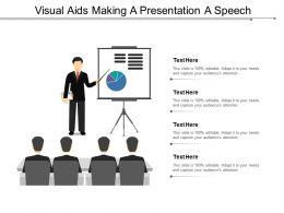 Visual Aids Making A Presentation A Speech