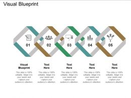 Visual Blueprint Ppt Powerpoint Presentation Summary Demonstration Cpb