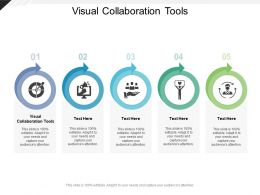 Visual Collaboration Tools Ppt Powerpoint Presentation Styles Pictures Cpb