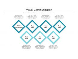 Visual Communication Ppt Powerpoint Presentation Infographic Template Graphics Tutorials Cpb