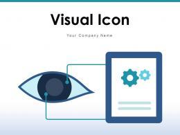 Visual Icon Representation Performance Presentation Optical
